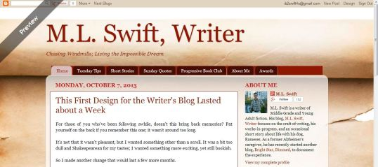 Blog First MLS Writer