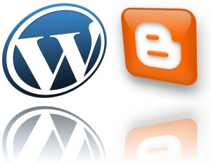 WordPress and Blogger