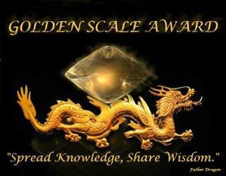 Golden Scale Award