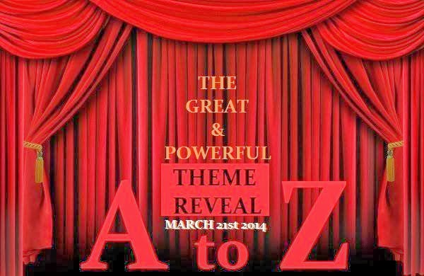 Theme Reveal: March 21st