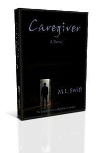 """Mock Cover, """"Caregiver"""""""