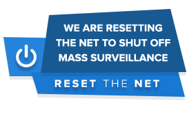 Say No to NSA Surveillance