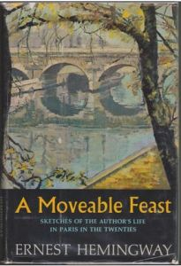 A Moveable Feast Cover
