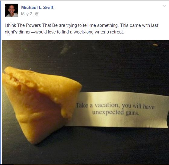 THE Fortune Cookie.