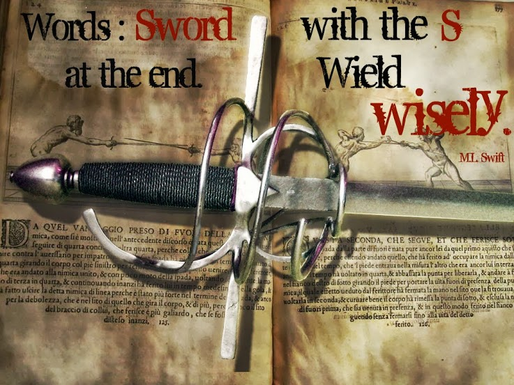 Words are Swords
